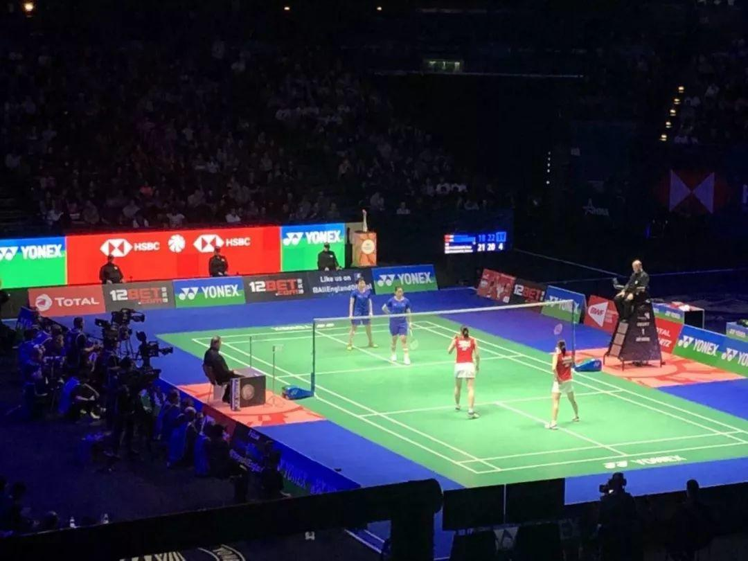 【竞SHOW剑桥】2019年剑桥学联羽毛球公开赛之周常活动