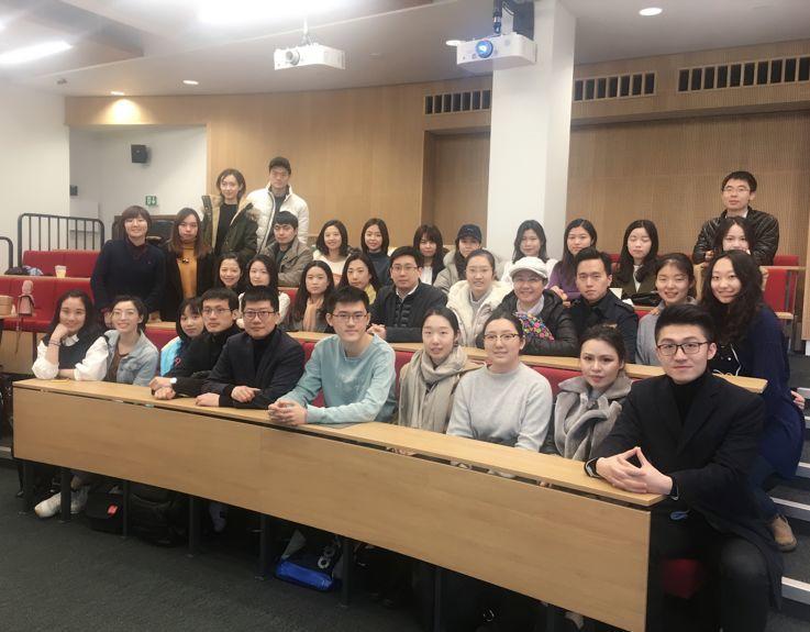【活动回顾】名家讲堂:薛兆丰教授剑桥见面交流会