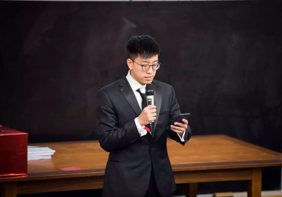 2018-19届剑桥中国学联半年度工作总结大会暨2019-20届学联候任主席团竞选大会顺利举行