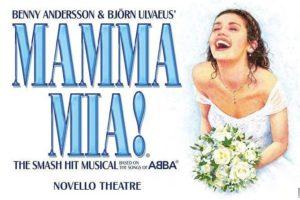 【文化部活动】西区音乐剧之旅—Mamma Mia