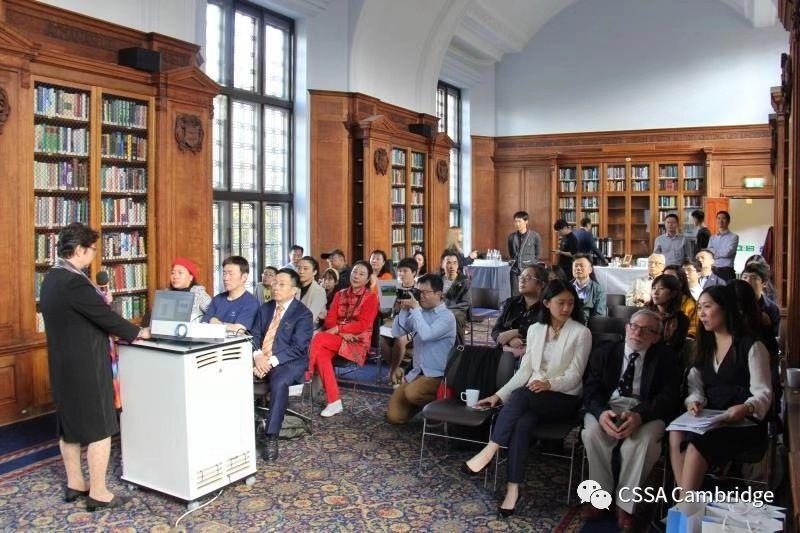 【学联月报】2019剑桥学联10月月报:致知力行,继往开来