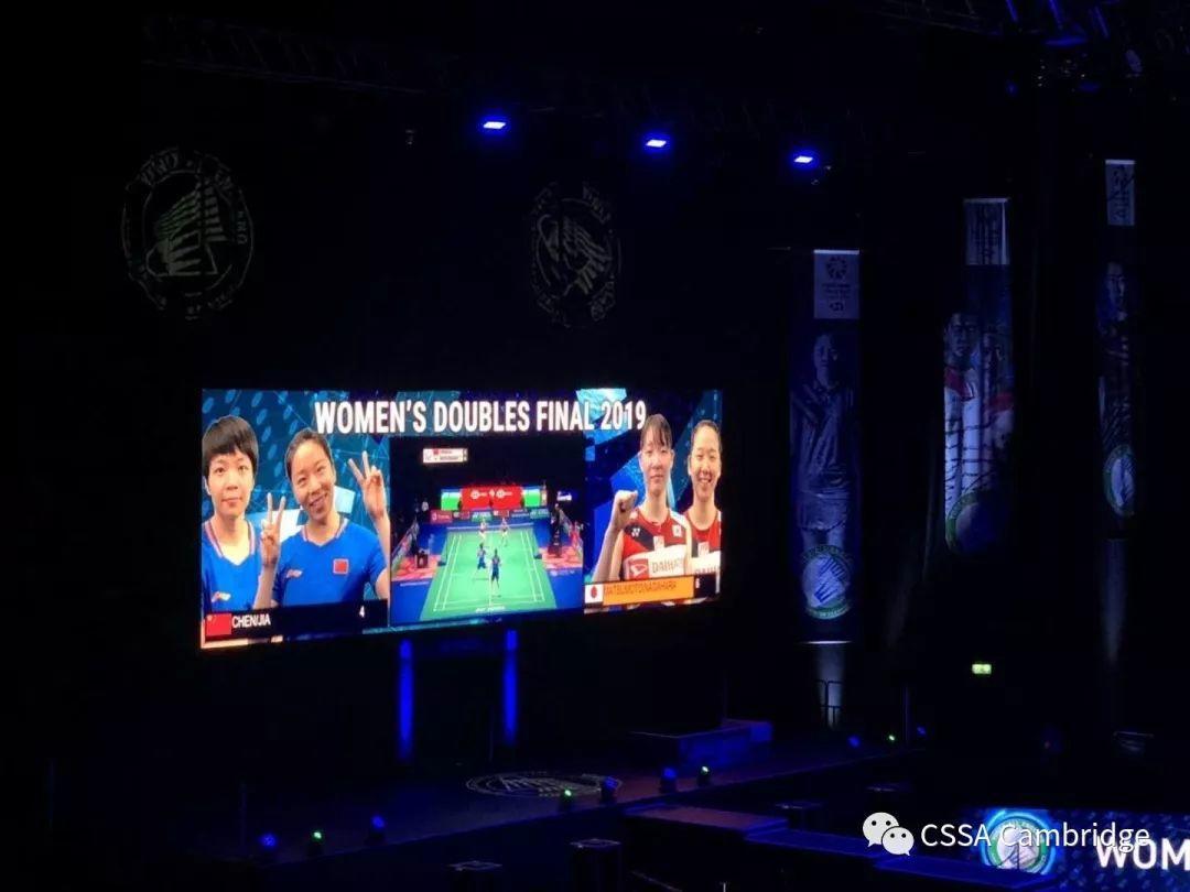 【体育部活动】2019年剑桥学联羽毛球公开赛之周常活动