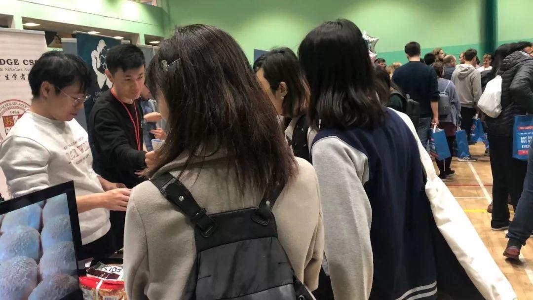 【2019剑桥学联新生周】新生周活动回顾