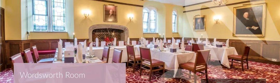 【2020剑桥春晚飨宴】圣约翰学院尊享私人订制年夜饭