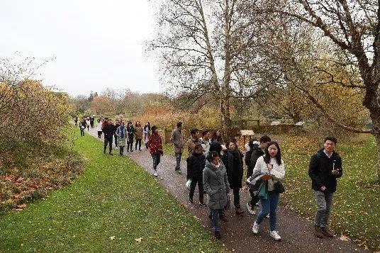 【活动回顾】植物园秋游与国际摄影展