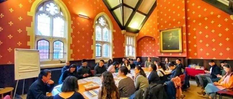 【书法课活动回顾与第二期课程报名】中国书法之花,在剑桥绽放