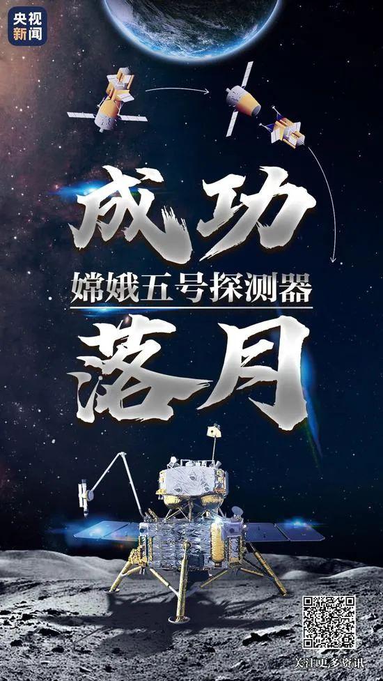 """【学术文化部】科普小讲堂""""嫦五""""揽月知多少"""