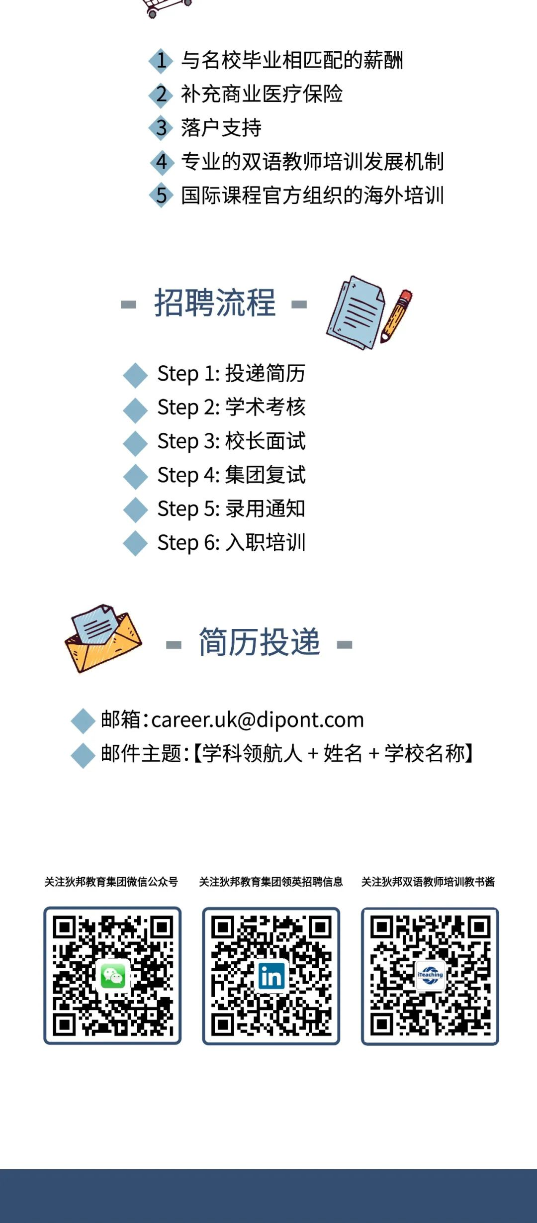 【就业资讯】2020,加入狄邦,桥接机遇!
