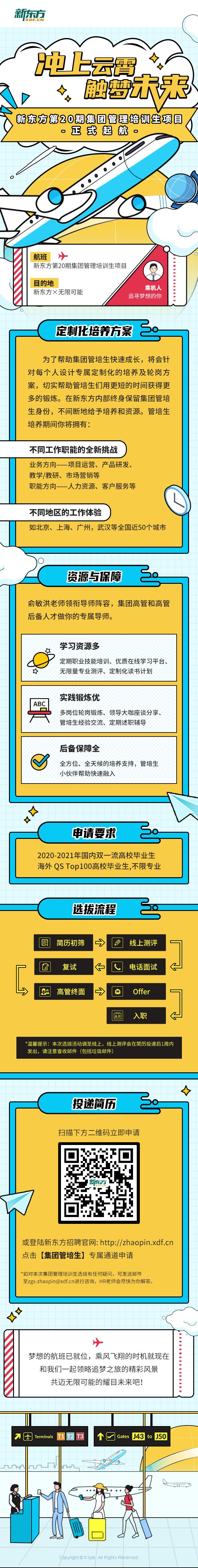 【就业资讯】新东方【第20期集团管理培训生】招聘火热进行中!